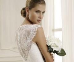 Abiti da sposa in pizzo: fascino ed eleganza