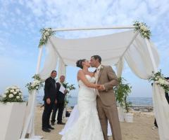 Dove organizzare un matrimonio sulla spiaggia