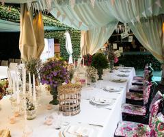 Pranzo di matrimonio: servito o a buffet?