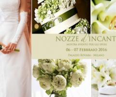 6-7 febbraio: un matrimonio all'insegna dello stile con Angelo Garini