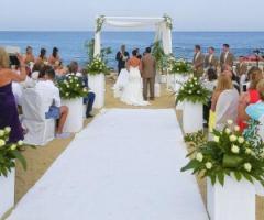 Sposarsi sul mare: in Puglia ti aspettano due bellissime location