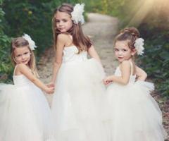 4 tendenze per gli abiti delle damigelle