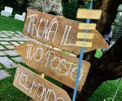 Tableau di matrimonio 2018: 3 linee guida a cui ispirarsi