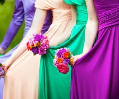 Quali sono i colori dei matrimoni 2018?