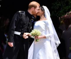 Il matrimonio reale del principe Harry e Meghan