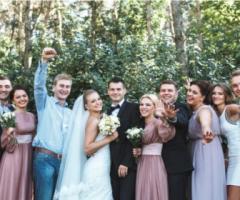 Matrimonio con invitati che vivono all'estero