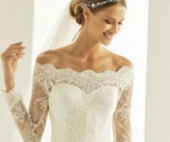 Tendenze per gli abiti da sposa invernali