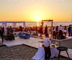 Matrimonio in spiaggia a settembre? Perchè no!