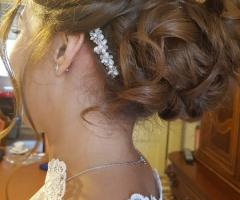 Tatiana Ruiz Make up - L'acconciatura della sposa