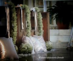 Il Sogno - Laboratorio Floreale - Tutti gli addobbi per il matrimonio