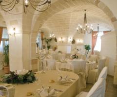 Sala per il ricevimento di matrimonio a Taranto