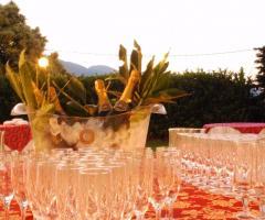 Villa Alba - Il buffet di matrimonio