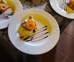Castello di Cortanze - La raffinatezza della cucina