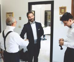 Francesco Caroli - Lo sposo e il papà sono quasi pronti