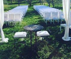 Masseria Santa Teresa -  Allestimento per il rito civile