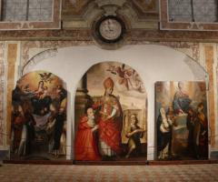 Complesso Monumentale Donnaregina - Sala Delle Maioliche