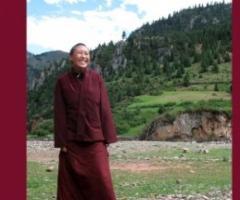Ragazza tibetana