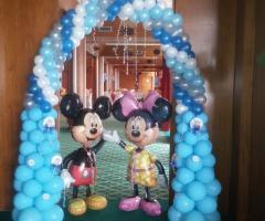 Il Punto Esclamativo - Decorazioni per bambini con i palloncini
