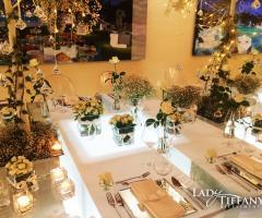 Lady Tiffany - Tavolo per il ricevimento