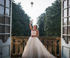 Dario Imparato Foto - Il lancio del bouquet