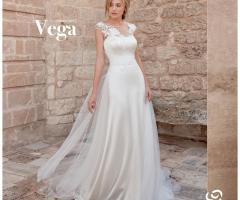 Angela Pascale Spose - Abito da sposa modello Vega - Nuova Collezione 2017