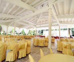 I Giardini della Corte - Allestimento per ricevimenti di  nozze