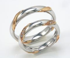 Biffi Gioielli - Fedi in oro giallo e bianco