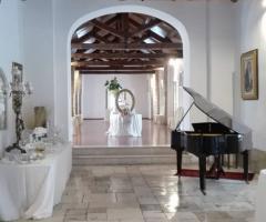 Villa Torrequadra - Sala per eventi di lusso