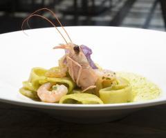 Grand Hotel Riviera - Un primo piatto di pesce