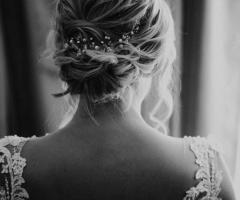 Le Rose di Zucchero Filato - L'acconciatura della sposa