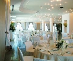 Salone delle Stelle per ricevimenti di matrimonio