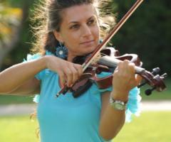 Violinista per il matrimonio
