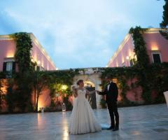 Sposi a Villa Ciardi