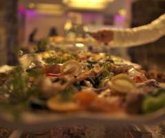 Mama Casa in Campagna - Antipasti di mare a buffet