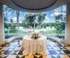 Parco dei Principi Ricevimenti - Il tavolo degli sposi