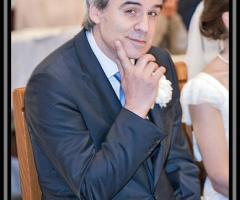 Fabrizio Foto - Lo sposo in una posa seria