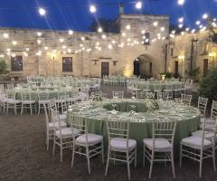 Masseria San Lorenzo - Allestimento circolare
