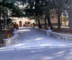 Villa Fabio - Ingresso da Via Vignolese