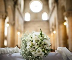 V. e G. Creazioni Visive - Il bouquet della sposa