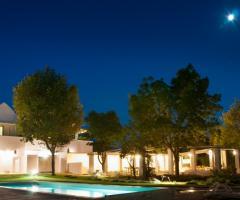 Masseria San Michele - La masseria di notte