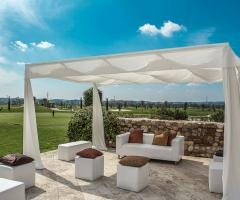 Chervò Golf Hotel &  Resort San Vigilio - Salotto lounge