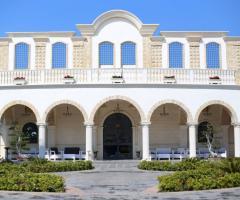 Villa Reale Ricevimenti - La vista frontale della villa