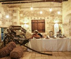 Antica Masseria Martuccio - Gli ambienti tipici della masseria