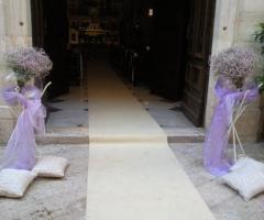 Guida per l'entrata in Chiesa della sposa