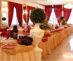 Sala per i ricevimenti di matrimonio a Bari