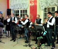 Franci Palmisano Band durante un'esibizione