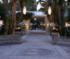 Villa per il matrimonio a Bari