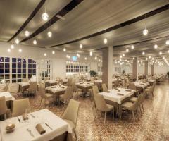 Grand Hotel Riviera - La sala ristorante Cloe