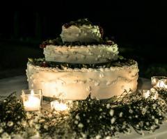 Masseria Torre di Nebbia - Una-torta nuziale speciale