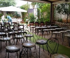 Masseria Montepaolo - La cerimonia di nozze